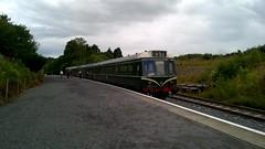 Photo of Class 117 Abergwili Junction 22/07/17