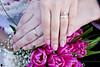 Handcuffed (paufelix) Tags: anillos rings flores flowers manos hands casados married