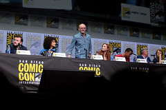 John Bradley, Nathalie Emmanuel, Liam Cunningham, Sophie Turner, Jacob Anderson, Conleth Hill & Alfie Allen (Gage Skidmore) Tags: john bradley nathalie emmanuel liam cunningham sophie turner jacob anderson conleth hill aflie allen game thrones hbo san diego comic con international 2017 convention center california