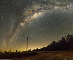 milky way rainbow (andrew.walker28) Tags: milky way rainbow galaxy galactic centre center core night nightscape stars starlight landscape long exposure pechey queensland australia