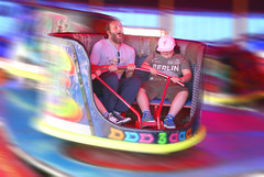 The Classic Waltzer (mike.read44) Tags: fairground waltzer wirral newbrighton movement speed spinning colour