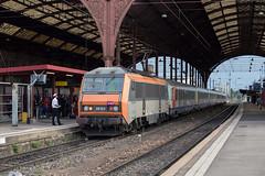 SNCF BB 26153 Strasbourg (daveymills31294) Tags: sncf bb 26153 strasbourg sybic 26000 ter alsace