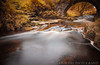 Lumb Hoie Falls (sidrog28) Tags: water fal waterfall stream river bridge autumn nikon long exposure