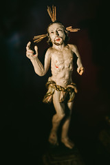 Wooden Jesus (Linus Wärn) Tags: europe germany bavaria bayern christianity christendom religion jesus