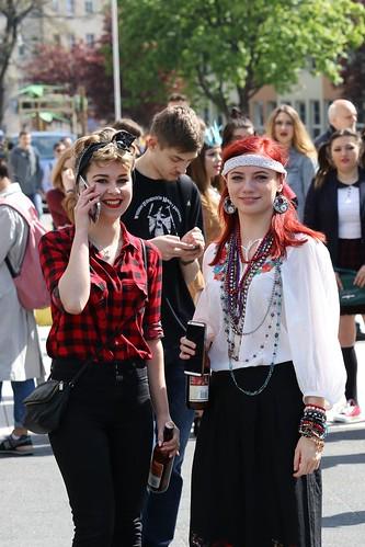 Wrocławski Pochód Juwenaliowy 2017