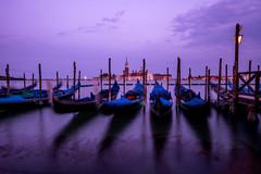 Venice (Jon Ariel) Tags: venice italy gondolas water island sunset evening