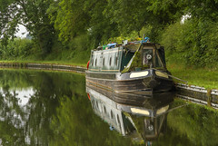 Day Seven: Stafford to Gailey (Kev Gregory (General)) Tags: black buck narrow boat barge narrowboat country ring kev gregory canon 7d canal england midlands blackbuck day seven sailing from stafford gailey staffordshire