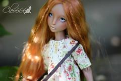 IMG_8254 (Cleo6666) Tags: lana lillycat cerisedolls marron glacé bjd doll chibbi