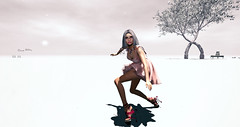 """What folly takes light through ether to each eye from every horizon."" - S. Thomas (kimmyridley) Tags: azoury zibska shinyshabby indieteepee delmay dm maitreya lelutka entwined epiphany furillen secondlife sexygirl secondlifenature sensual sexylegs sexonheels solitude freesouls virtualsoul pixicat bento wintersun winterhascome winterdreams"