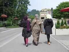 Hijab Girls (Warm Clothes Fetish) Tags: niqab hijab burka chador girl scarf