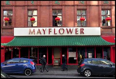 Mayflower. Liverpool (el hombre roto) Tags: uk england lancashire merseyside liverpool l1 chineserestaurant