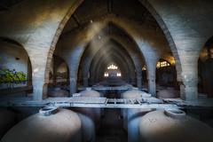 Abandoned Bodega, Spain (fotobagaluten.de) Tags: abondoned urbex urbanexplorer verlassen weinkellerei bodega spanien spain wine wein verlasseneorte lostplace