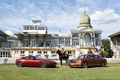 Bentley und Aston Martin