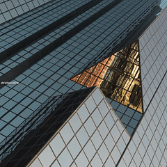 Abstract idea (christineXVIII) Tags: ifttt 500px sky city downtown reflection window architecture cityscape building skyscraper glass facade modern office perspective finance futuristic business contemporary tall no person paris