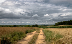 (BVelvet) Tags: val doise santeuil france paysage landscape nature ciel sky nuage clouds