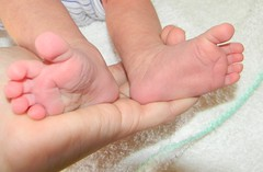 21/365 (Mááh :)) Tags: 365days 365dias 365 pés feet baby bebê