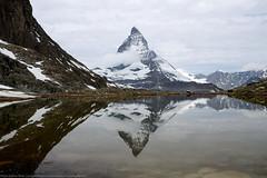 Riffelsee (DC's collections) Tags: zermatt switzerland matterhorn alps riffelsee gornergrat bahn