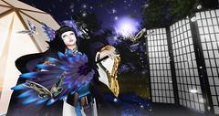 夜の舞 - night dance - (кªոª.ϻєĿøĎɨє(I'm Japanese)) Tags: secondlife secondlifefashion secondlifeblog secondlifefurniture fashion furniture fashionblog blog blogger bloggers event events deco decoration kagami kagami2017 gacha japonica okinawasummerfestival2017 okinawa japan themensdept wzero 00 air cerberusxing ayashi violetta balaclava katat0nik anc セカンドライフ セカンドライフブログ セカンドライフファッション セカンドライフ家具 家具 日本 イベント 和 和装 和物 和服