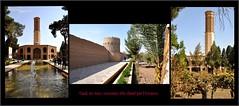 Yazd, ville-oasis au centre de l'Iran (Save planet Earth !) Tags: yazd iran