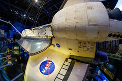 Kennedy Space Center (Håkan Dahlström) Tags: 2017 atlantis center fl florida kennedy nasa photography shuttle space states united usa merrittisland unitedstates xt1 f10 110sek 8mm uncropped 41311072017123445 unnamedroad us creative commons cc
