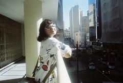 000037 (porranenem) Tags: 35mm photography woman sunnyday olympustrip35 olympus filmsnotdead analog