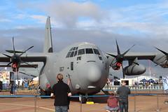 IMG_0566 (routemaster2217) Tags: royalinternationalairtattoo riat2017 raffairford aircraft airshow airbase airdisplay aviation c130hercules israeliairforce lockheedmartinc130j30 transportplane cargoaircraft 667