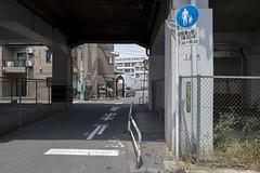 Tokyo.荒川区西日暮里 京成線ガード下 (iwagami.t) Tags: 201705 fujifilm fuji xt1 xf14mm japan tokyo city urban town street