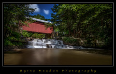 Pack Saddle; alt view (Michael Besant) Tags: packsaddlecoveredbridge pennsylvania waterfalls michaelbesant byrnemeadowphotography leebigstopper nikond800 nikon1424