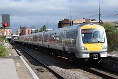 CR 168214, 168112 and 168328 @ Birmingham Snow Hill (ianjpoole) Tags: chiltern railways class 168 clubman turbostar 168214 168112 168328 working 1h13 kidderminster london marylebone