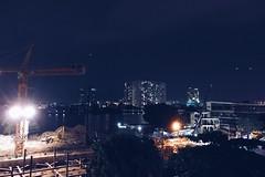 Construction 0517 (nganhoang2) Tags: vietnam saigon lighting