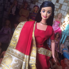 Barbie In India ❤️ (MyMonsterHighWorld) Tags: barbie in india doll mattel indian