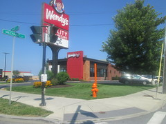 Wendy's (Random Retail) Tags: watertown ny store 2016 wendys restaurant