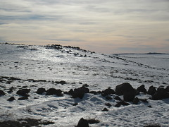 Snow fields capture the light, Middle Atlas near Azrou, Morocco (Paul McClure DC) Tags: middleatlas morocco jan2017 almaghrib ifrane azrou mountains winter scenery snow northafrica
