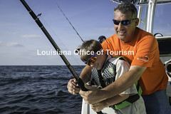 CocodrieCharterFishing (4) WM (Louisiana Tourism Photo Database) Tags: fishing gulf gulfofmexico southernunitedstates angler anglers boating catchingfish charterboat offshore oiandgasrigs outdoorsports outdoors redsnapper southlouisiana water cocodrie louisiana usa