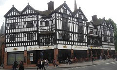 [52659] Coventry : Flying Standard (Budby) Tags: coventry westmidlands timbered pub publichouse 20thcentury wetherspoons