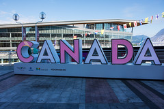 CANADA Day (schoeband) Tags: canada150 canadaday canadaplace vancouver britishcolumbia canada