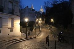 Montmartre, Paris (Baptiste L) Tags: placedalida montmartre sacrécoeur paris