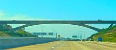 California Elegance (Chic Bee) Tags: bridge fence fridaysan diego california singlespan concrete elegant elegance hff happyfencefriday sandiego southerncalifornia