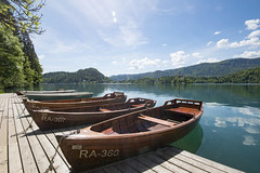 Lake Bled, Slovenia - 2017