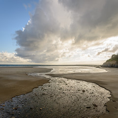 Pentrez-41- (stevefge) Tags: bretagne brittany france pentrez beach sand sky cloud landscape light reflectyourworld