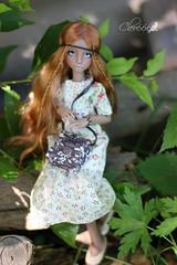 IMG_8245 (Cleo6666) Tags: lana lillycat cerisedolls marron glacé bjd doll chibbi