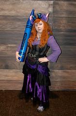 Steampunk Gadget 3 (artvixn) Tags: gadget disney cosplay d23 rescuerangers