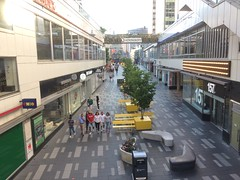 Hotorget and Drottningattan Shopping Districts, Stockholm (kmoliver) Tags: hotorget drottningattan sweden stockholm shopping shops