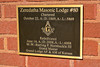 Masonic Lodge, Cottonwood Falls, KS (Robby Virus) Tags: cottonwoodfalls kansas ks masonic masons freemasons lodge temple building fraternal organization robert brash