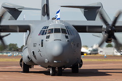 667/5794 Israeli Air Force Lockheed C-130J Hercules (amisbk196) Tags: unitedkingdom aircraft flickr riat departures amis avation raffairford royalinternationalairtattoo 2017 uk 80d 667 5794 israeliairforce lockheed c130j hercules