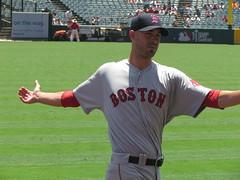IMG_4418 (Dinur) Tags: baseball majorleaguebaseball mlb redsox bostonredsox angels laangels losangelesangels
