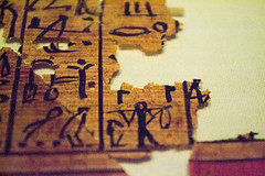 Weight (Stray Toaster) Tags: cambridge fitzwilliam museum egyptian book dead papyrus ramose