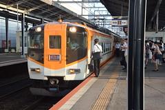 yokkaichi5242 (tanayan) Tags: mie yokkaichi japan nikon j1 三重 四日市 日本 train railway kintetsu express limited