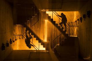 If MC Escher was a light painter...