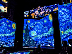 Van Gogh Alive - The Experience (theSnoopyG - thanks for over 1/2 million views!) Tags: vangogh vangoghalivetheexperience bologna impressionism art modernart arte museo museum church exhibition painter painting